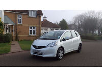 2013 13 HONDA JAZZ 1.2 I-VTEC SE 5d 89 BHPSERVICE RECORD, LONG MOT, 1 PREVIOUS RECORD