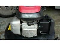 Mountfeild petrol mower
