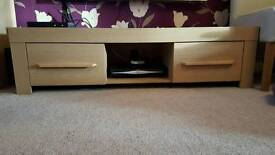 Light oak effect Living room furniture