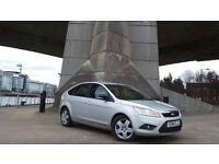 2008 58 FORD FOCUS STYLE 1.8 TD DIESEL MOT 02/17(PART EX WELCOME)***FINANCE AVAILABLE**