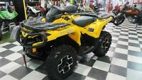 2014 CAN-AM outlander xt 650