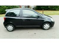 2005***AIRCON***TOYOTA YARIS SPECIAL EDATION 998cc***BLACK***2 REMOTE KEYS**LOW INSURANCE & ROAD TAX