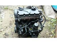 VW Audi 1.9 tdi diesel engine AVF .