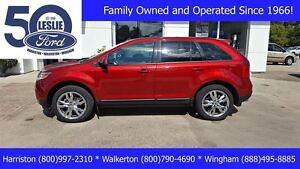 2013 Ford Edge SEL FWD | Local Trade | Panoramic Roof