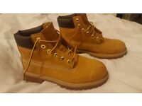 Timberland high ankle boots
