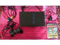 PS2 WORKING WITH CONTROLLER AND GAME