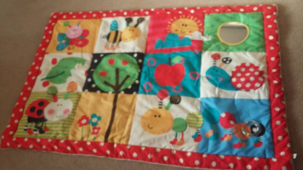 Huge Early learning centre play mat