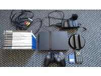 Sony PS2 Slim bundle