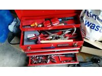 Senator Tool Chest Box Professional with tools