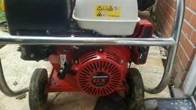 Gx390 Honda hydrolic breaker pack