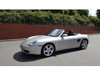 Porsche boxster 2.7 WINTER PRICE