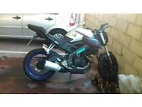 Yamaha my 125