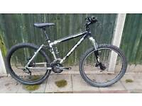 Kona kahuna full suspension mountain bike