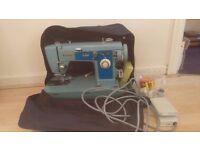 JONES Sewing Machine, Original Metal Machine, Fully Working!