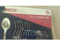 Judge Cutlery Set
