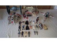 Vintage Star wars Collection