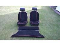 MGB GT 1978 Car seats