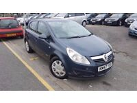 Vauxhall CORSA 1.3 cdti £30 road for the year will come 12 month mot
