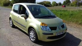 Renault modus automatic only 65,000 miles