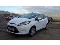 2012 Ford Fiesta 1.2 petrol 3 door hatchback