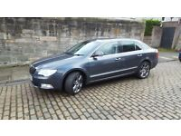 Skoda superb 2009 automatic low milage