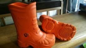 Kids Wellie Crocs