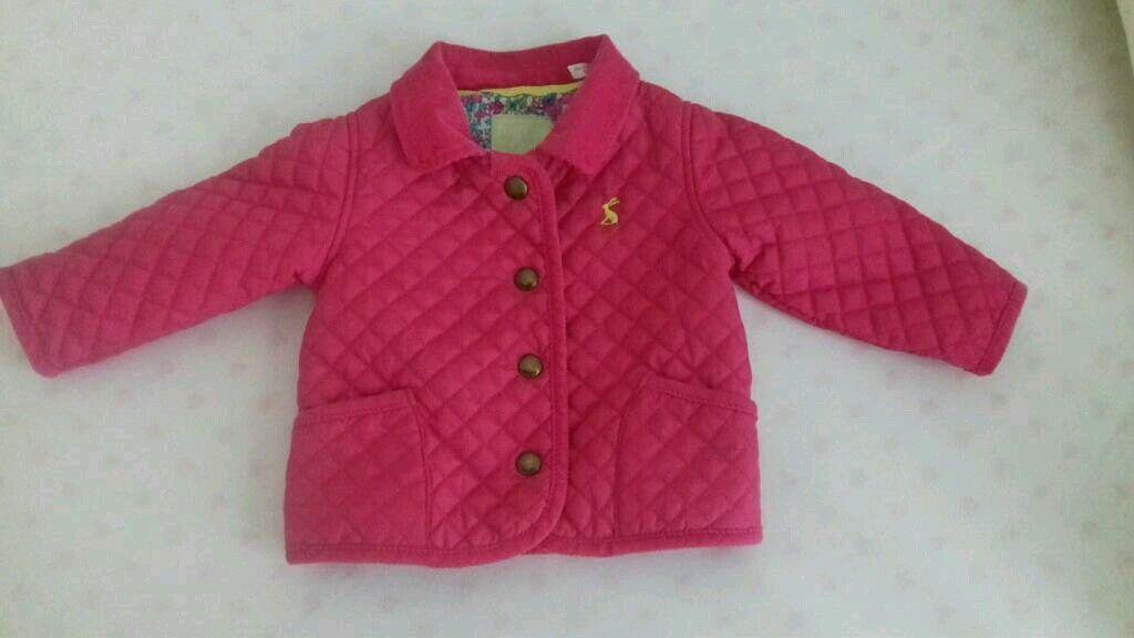 JOULES - Beautiful pink jacket