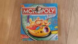 Monopoly Junior - Ages 5-8
