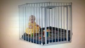 Mothercare Safest Start Metal Playpen