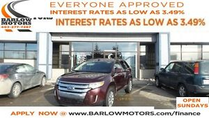 2011 Ford Edge Limited (APPLY NOW DRIVE NOW)