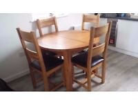 New used dining tables chairs for sale in Cambridge