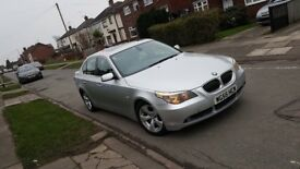 2005 BMW 530D SE AUTO SALOON DIESEL FULL LEATHER
