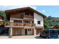 Ski Chalet Style 5 Bedroom House 15 Mins From Ski Lifts In La Plagne/Les Arcs - France
