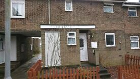 Newly decorated 3 bedroom house close to schools and new development of shops. Unfurnished £1100 pm