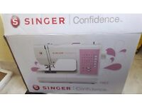 Singers confidence 7463 sewing machine USED