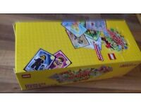 100 x SEALED PACKS OF LEGO CARDS - FREE DELIVERY HARROW