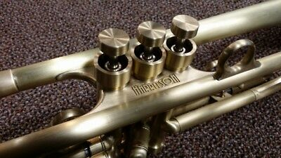"Harrelson Trumpets Bach or Yamaha SWE Mod Kit 1/2"" - MADE IN USA - Trumpet Trim for sale  Shipping to India"
