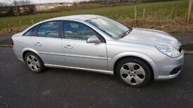 Vauxhall Vectra 2.2i 16V Elite Auto 5dr
