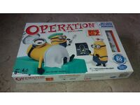 Operation Dispicable Me Hasbro board game