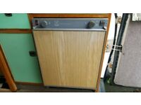 ELECTROLUX FRIDGE , 3 WAY , GAS , 12 AND 240 VOLT