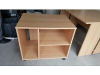 Office Desk/Printer Cabinet
