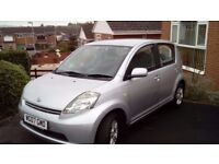 Sirion Se Car for Sale with only 21,000 miles on the clock & 12month MOT