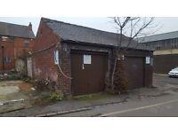 Garage/Workshop to Rent - Crossgates