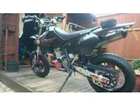 SUZUKI DR-Z400SM for sale Very good condition