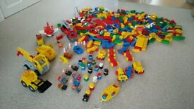 MASSIVE BUNDLE OF LEGO DUPLO FOR SALE