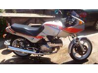 Classic Motorbike 1985 Cagiva/Ducati 350 Alazzurra