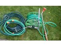Assorted hose's