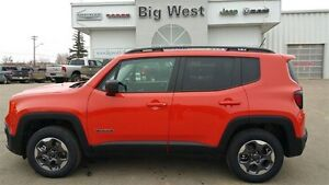 2016 Jeep Renegade SPORT 4x4 POWER & AIR GROUP / CAMERA