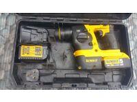 DeWALT DCH213 XR 18v SDS Rotary Hammer Drill
