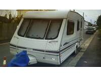 Swift challenger touring Caravan